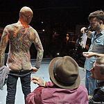В Stadium Live прошел фестиваль татуировки Moscow Tattoo Show