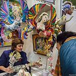 Международная выставка кукол и мишек Тедди - Moscow Fair-2015
