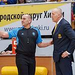 Обладатель Еврокубка повержен в Химках
