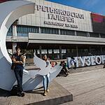 Третий Международный Фестиваль Шагающих Оркестров