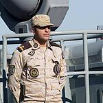 В Астрахань с неофициальным визитом прибыл отряд боевых кораблей Военно-морских сил Исламской Республики Иран