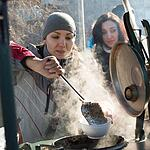 В Астрахани в День защитника Отечества почтили память павших воинов