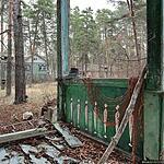 Заброшенный пионерский лагерь «Юность»