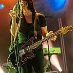 Placebo дали концерт в Зеленом Театре