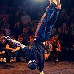 В театре Луны состоялся  чемпионат по уличным танцам