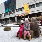 Зима, уходи! Весенний Разгуляй в Музеоне