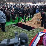 Прощание и похороны Немцова