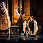 «Ревизор» в театре Ермоловой. Танцуют все!