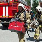 Пожар в детском саду «Цветик-семицветик»