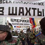 В Москве прошло шествие прокремлевского движения Антимайдан