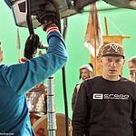 Съёмки фильма «Русы»