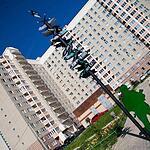 Памятник вежливым зеленым человечкам