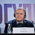 Роберт Земекис и Джозеф Гордон-Левитт