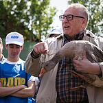 Жириновский показал ферму