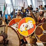 Раннесредневековый турнир Дружины «Серебряный волк»