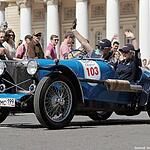 Ралли L.U.C Chopard Classic Weekend Rally