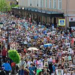 «Бессмертный полк» прошел по Астрахани