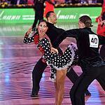 Чемпионат Мира по латиноамериканским танцам