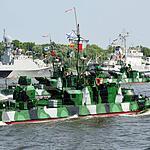 Астраханцы отметили День Военно-Морского Флота