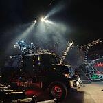 Новогоднее представление Ночных Волков