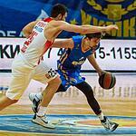 «Химки» разгромили «Олимпиакос»