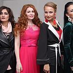 Показ модной женской одежды от Анны Калашниковой