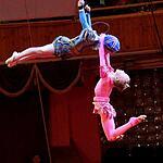 Первый фестиваль-конкурс по цирковой гимнастике
