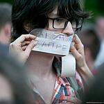 Митинг против пакета Яровой