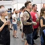 Moscow Tattoo Week 2016
