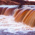 Водопады Ленинградской области