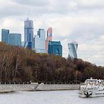 Торжественное открытие навигации по Москве-реке