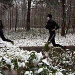 Костюмированный забег в Кузьминках