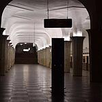 Ночь в метро