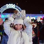 Новый год на ВДНХ