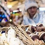 Москвичи готовятся отмечать Новый год