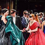 Опера «Травиата» в Астраханском театре оперы и балета