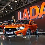 Открытие Московского Международного Автомобильного Салона 2016