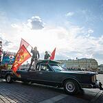 Открытие мотосезона в Москве