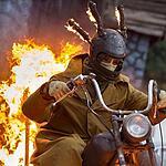 Шоу каскадеров «Русский Форсаж 2»