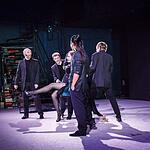 Спектакль «Пальто» в театре «Школа современной пьесы»