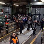 Именной поезд метро «Великие полководцы»