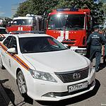 Командно-штабные учения в «Москва-Сити»