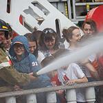 Праздник пожарных и спасателей