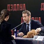 Пресс-конференция Райана Рейнольдса