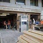 Ремонт на станции «Фрунзенская»