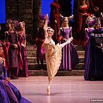 «Ромео и Джульетта» на сцене Александринского театра