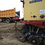 Посевные работы в Приморском крае