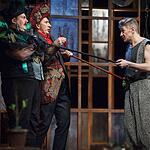 Спектакль Павла Сафонова «Собака на сене»