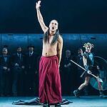 Спектакль «Царь Эдип» в Театре Вахтангова