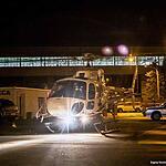 Учения МЧС на станции метро «Спортивная»